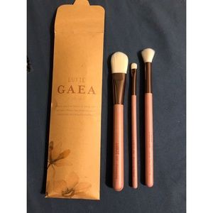 Luxie Makeup - NEW 3 Piece LuxieBeauty Gaea Makeup Brush Trio Set